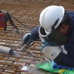 Doorlassen betonstaalnetten