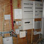 Installeren Aarding en Licht/Kracht 400A Bosdempers uitlatenfabriek BopZ.